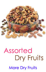 Dryfruits to India